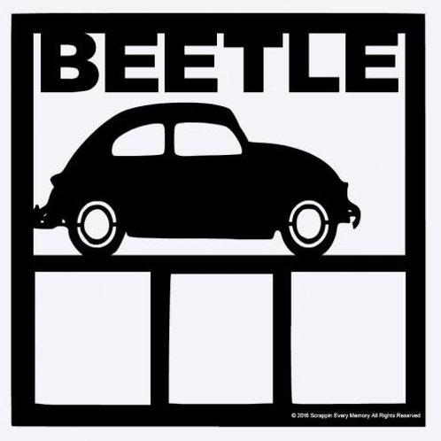 Beetle Scrapbook Overlay