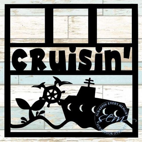 Cruisin' Scrapbook Overlay
