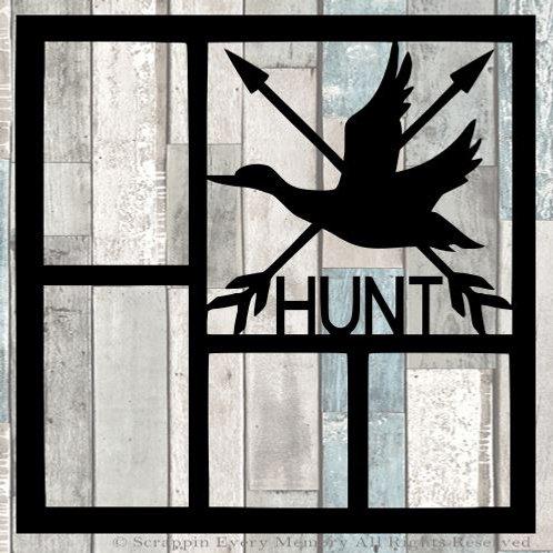 Hunt Scrapbook Overlay