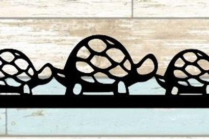 Turtles Scrapbook Border