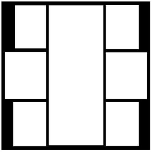 Frame 307 Scrapbook Overlay