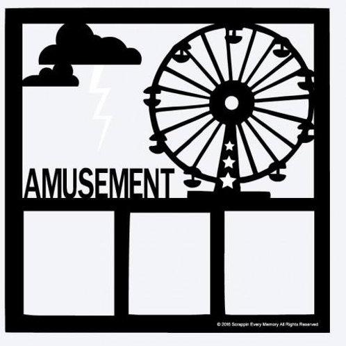 Amusement Scrapbook Overlay