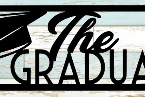 The Graduate Scrapbook Title