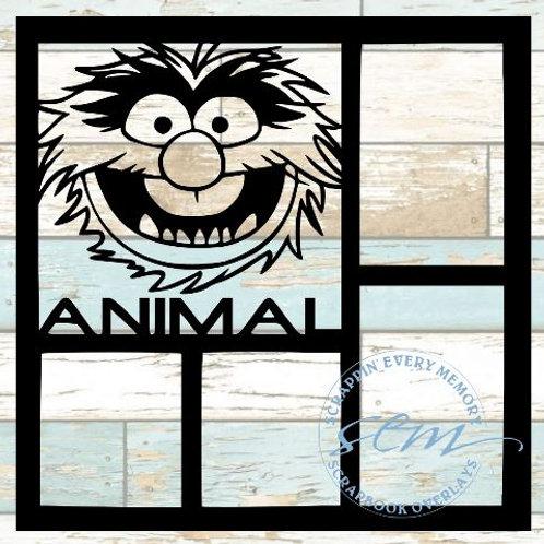 Animal Scrapbook Overlay