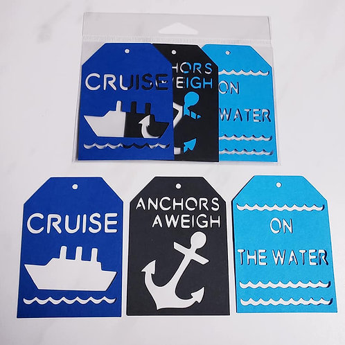 Cruise Deluxe Word Tags