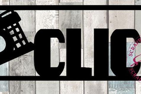 Click Scrapbook Title