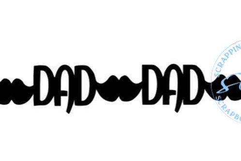 Dad Scrapbook Border