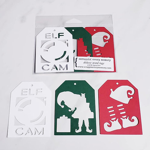 Elf Cam Deluxe Word Tags