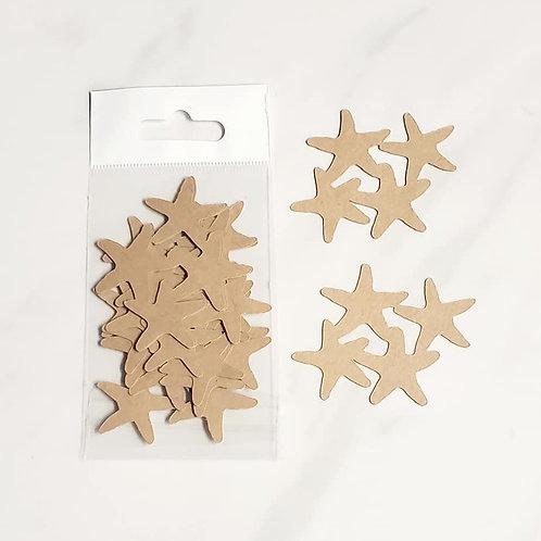 Starfish Itsy Bitsy Embellishments