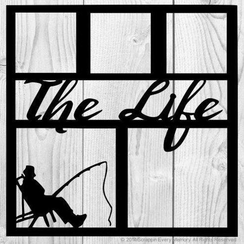The Life Scrapbook Overlay