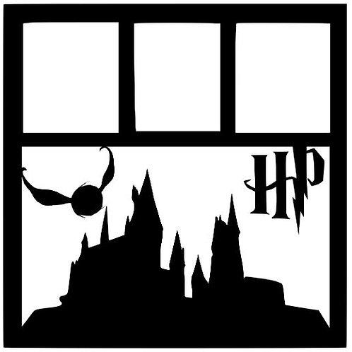 HP Scrapbook Overlay