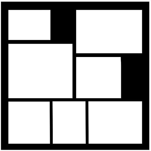 Frame 221 Scrapbook Overlay