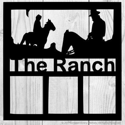 The Ranch Scrapbook Overlay