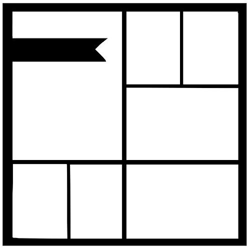 Frame 113 Scrapbook Overlay