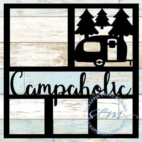 Campaholic Scrapbook Overlay