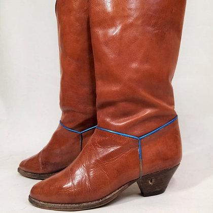 Leren laarzen 'Valentino' maat 36