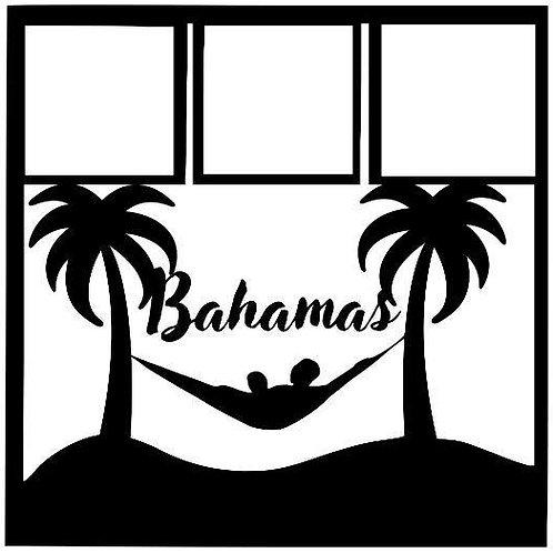 Bahamas Scrapbook Overlay