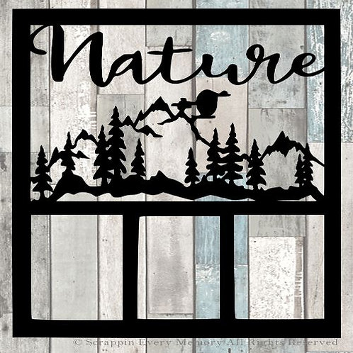 Nature Scrapbook Overlay