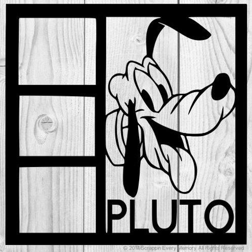 Pluto Scrapbook Overlay