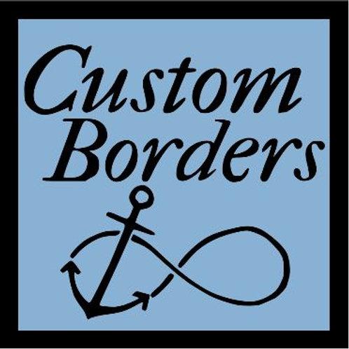 Custom Request Scrapbook Border