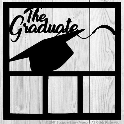 The Graduate Scrapbook Overlay