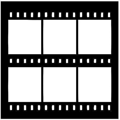 Frame 219 Scrapbook Overlay