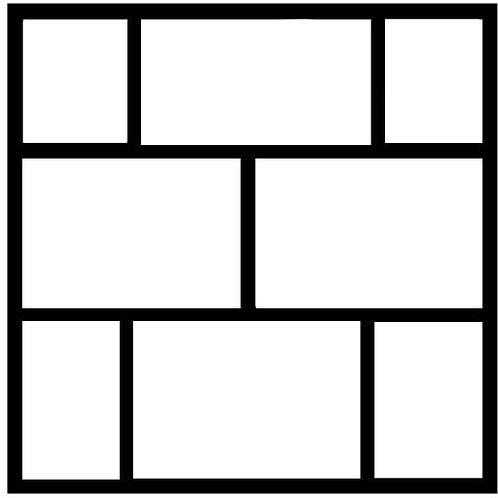 Frame 502 Scrapbook Overlay
