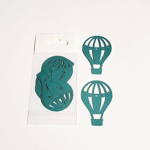 Hot Air Balloon Itsy Bitsy Embellishments