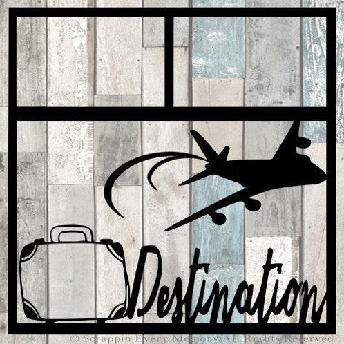 Destination Scrapbook Overlay