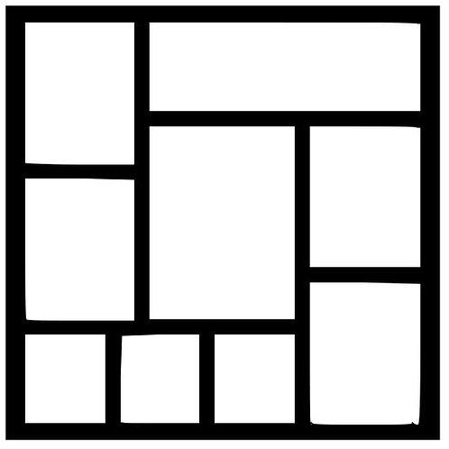 Frame 014 Scrapbook Overlay
