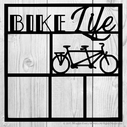 Bike Life Scrapbook Overlay