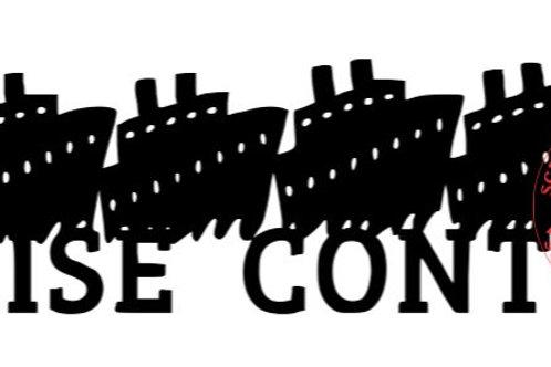 Cruise Control Scrapbook Border