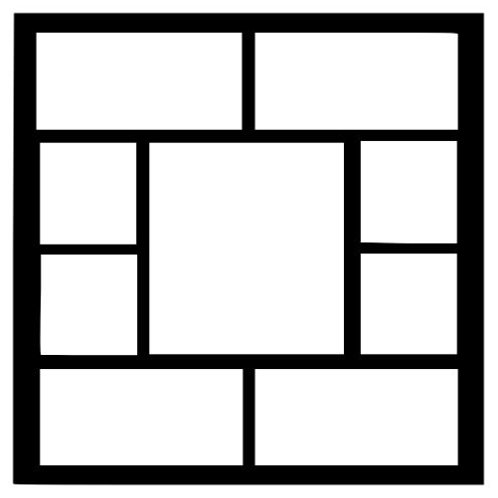 Frame 426 Scrapbook Overlay