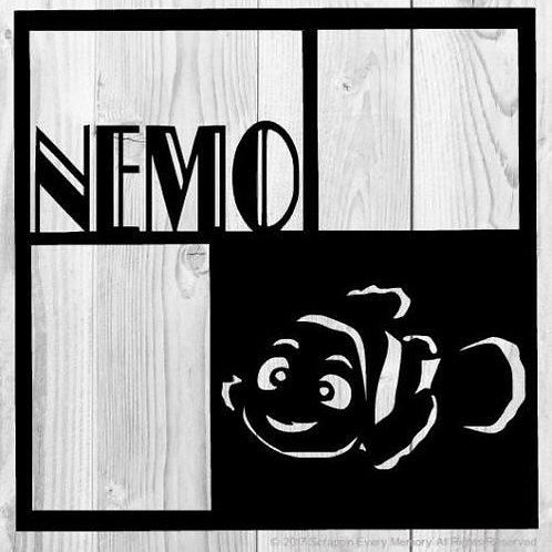 Nemo Scrapbook Overlay