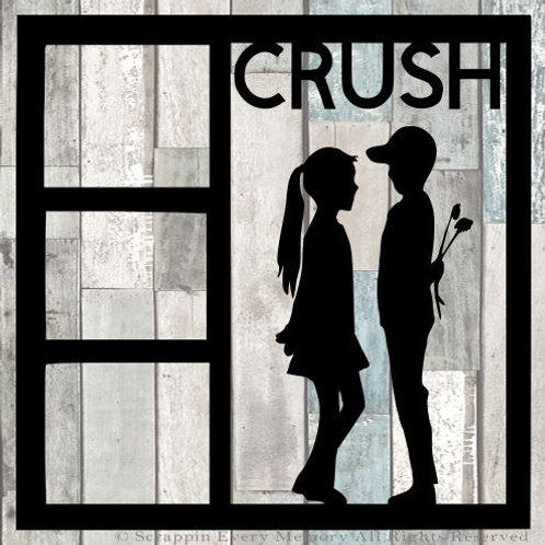 Crush Scrapbook Overlay