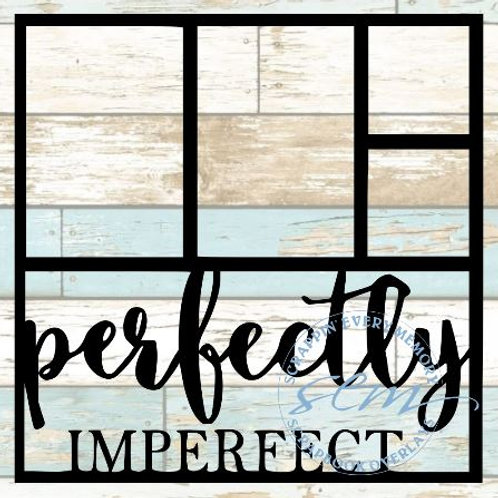 Perfectly Imperfect Scrapbook Overlay
