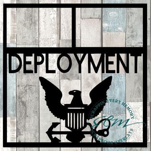 Deployment Scrapbook Overlay