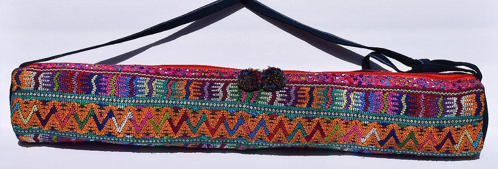Yoga Huipil Mat Bag: