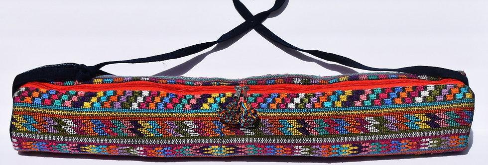 Yoga Mat Bag: Huipil meets Yoga