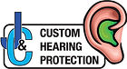 J and C custom hearing protection, hearing, ear plugs