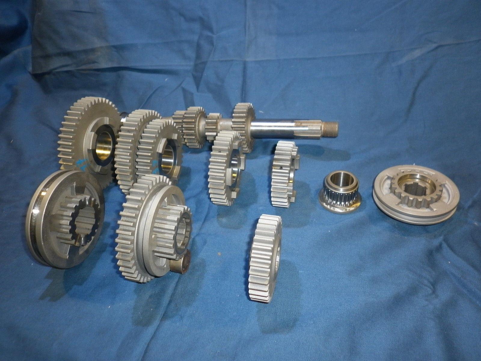 Gangräder Getriebe 353 neu / for sal