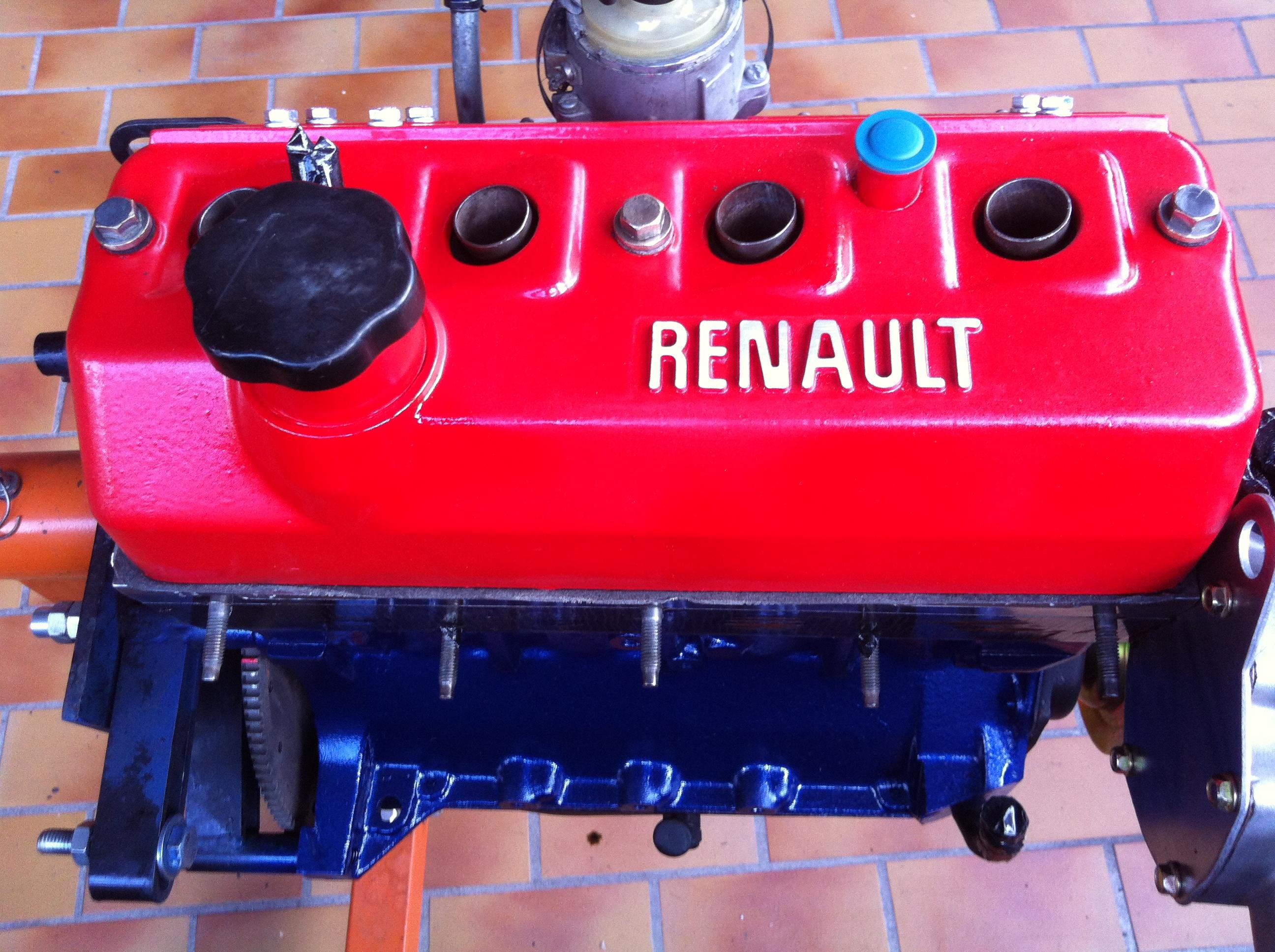 R5 Turbo Motor
