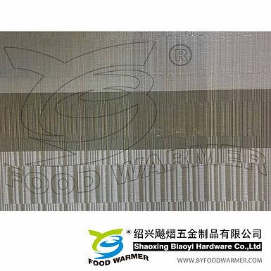 Stone textilene dinner mat