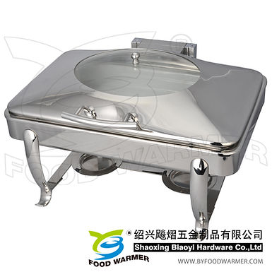 Standard oblong hook feet electric warming chafing dish