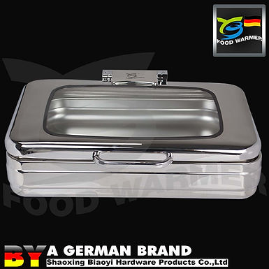 No Frame Induction Cooker Application SS304 Chafing Dish