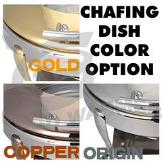 Chafing Dish color