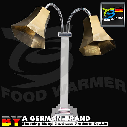 Yellow Spot Light Restaurant Heat Lamp Enlarged Heating Area Keep Food Warming​​