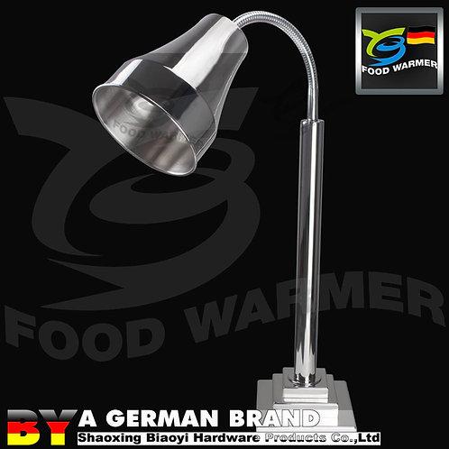 Restaurant Free Standing Heat Lamp Economical 220v 50Hz Voltage Lightweight