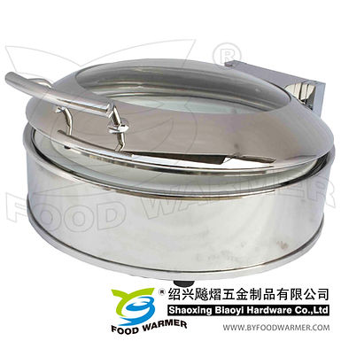 Standard round luxury electric heating chafing dish