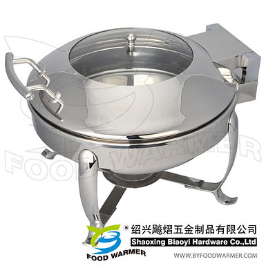 Standard round electric heating chafing dish